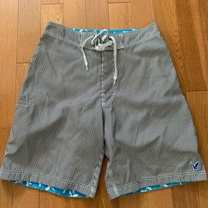 Men's American eagle swimming trunks